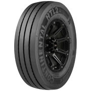 2-235/75r17.5 Continental Htl2 Eco Plus 143l J/18 Ply Bsw Tires
