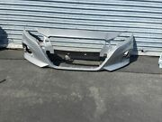 2019 2020 Nissan Altima Front Bumper Used Oem 19 20