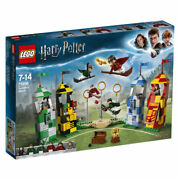 Lego Harry Potter Quidditch Match 75956 - Nisb - Retired Set - Ready To Ship