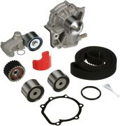 Engine Timing Belt Kit With Water Pump Gates Tckwp277a