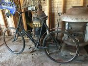 Vintage 1800andrsquos Richmond Bycicle Company Bike