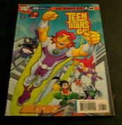 Teen Titans Go 46 First Printing 2007 Dc Comic Book Wildfire