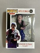 El Chapo Guzman Toy Figurine 701 Forbes Narco Cartel Most Wanted