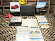 2016 Mercedes Amg Gt S Gts Gt-s Owners Manual Set Extremely Rare 2017 4.0l V8