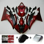 Motorcycle Abs Injection Fairings For Yamaha Yzf-r6 08-16 Plastic Body Kit Usa
