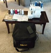 Baby Lock Evolve Sewing Machine Ble8 W/wheeled Case Manual Extra Thread