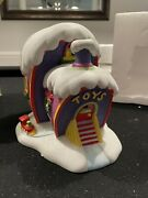 Whoville Toy Store Dept 56 Christmas Village Holiday Retired