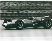 Jim Clark Lotus Ford By Colin Chapman 1964 Indy 500 8 X 10 Photo