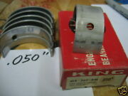 Ford 105e107emain Bearings. 050 King Mb-307-am Nos