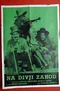 Marx Brothers Go West 2 Buzzell 1940 Exyu Movie Poster