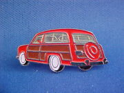 194919501951 Ford Woody Station Wagon Woodie Pin-mint
