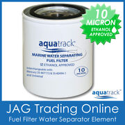 Boat Fuel Filter Element -water Separating Trap - Outboard/inboard/mercury Style
