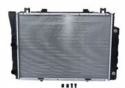 Mercedes Cooling Radiator  S Class 1994-99 S320