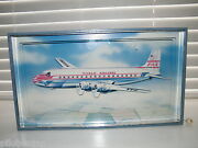 Rare Pan-am Paa - World Airlines Moving Music Picture, Clipper, Vintage