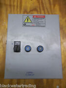 Eurobex 5300 Enclosure With 2 Aeg Ls7k And 2 B18k Used Good Condition