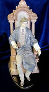 Lladro 6035 The Hand Of Justice Bnib Limited Lawyer Rare 500 Off Free Shipping