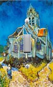 Light Switch Plate Switchplate Cover Van Gogh Church At Auvers