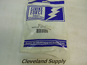 Strike Force 3134241 Resistor 12v With 2 Fuses New In Package