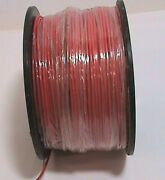 500 Foot Cerrow Red Wire 14 Awg Stranded Thwn Thhn Or Mtw 600 Volt V