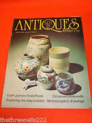 Art And Antiques Weekly - The Map Market - March 22 1975 Vol 18 7