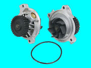 Graf Engine Cooler Cooling Motor Water Pump W/ O-ring Gasket New For Audi S4 S6