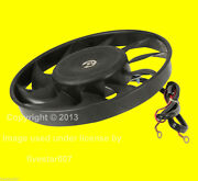 Febi Left Or Right Engine Cooling Auxiliary Aux Fan Motor Assembly New For Audi