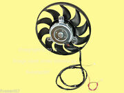 Meyle Left Or Right Engine Cooling Auxiliary Aux Electric Fan Motor New For Audi