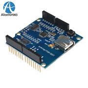 Usb Host Shield Support Google Android Adk And Uno Mega Duemilanove 2560 Arduino