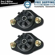 Rear Upper Strut Mount Pair Set Of 2 Left And Right For Chevy Pontiac Olds Buick