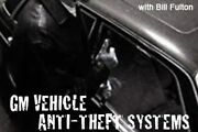 Automotive Training - Gm Vehicle Anti-theft Systems / Dvd And Manual / Lbt-114