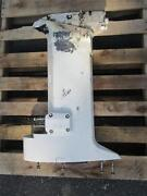 93-09 Evinrude E-tec 185-300hp Midsection Exhuast 30 Xx-long Housing 0435130