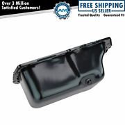 Stamped Steel Engine Oil Pan 12563240 For Buick Chevy Olds Pontiac 3.8l