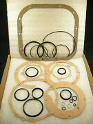 Vw Volkswagen And Audi 3 Speed Transmission Gasket And Rubber Seal Kit 1969-1973