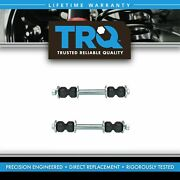 Trq Front Stabilizer Sway Bar End Links Lh And Rh Pair For Chevelle Cougar Gto