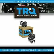 Trq Wheel Hub And Bearing Front Set Pair For Chevy Truck 4wd 4x4