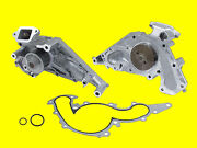 Oem Aisin Engine Cooling Coolant Water Pump W/ Gasket New For Toyota For Lexus