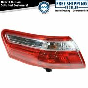 Tail Light Taillamp Left Rear Driver Side Lh For 2007 2008 2009 Toyota Camry