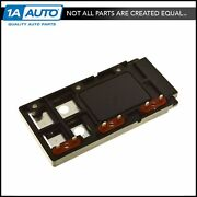 Ignition Spark Coil Control Module Icm 10494012 For Pontiac Chevy Buick V6