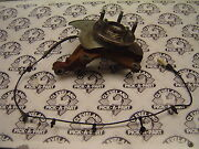 07-12 Lincoln Mkx Oem Lh Drivers Front Spindle Knucle Assembly 2wd