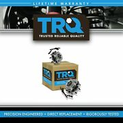 Trq Front Wheel Hub And Bearing Pair W/ Abs 4wd 4x4 Srw For F250 F350 F450 F550