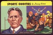 1954 Quaker Oats Sports Oddities Complete Set Mint Condition