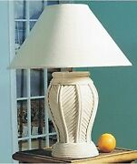 Franand039s Wicker Bedroom Aster Rattan Table Lamp