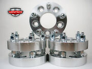 5pc Wheel Spacers Adapters 5x4.5 To 5x5 1.25 Adapt Jeep Jk Wheels On Tj And Yj