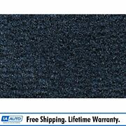 For 1982-88 Chevy Monte Carlo Cutpile 7625-blue Complete Carpet Molded