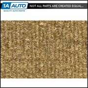 For 1977 Chevy Monte Carlo Cutpile 854-caramel Complete Carpet Molded