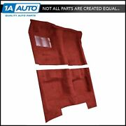 For 69-73 Chrysler Town And Country Complete Carpet 01 Black