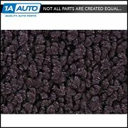 For 69-73 Town And Country 4 Door 80/20 Loop 40-plum Complete Carpet Molded