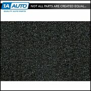 For 1997-02 Ford Expedition 4 Door Cutpile 912-ebony Complete Carpet Molded