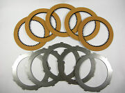 Clutch Pack 1948 - 1956 Dynaflow Transmission Frictions Steels Plates