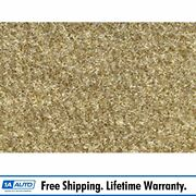 For 1984-95 Plymouth Voyager Cutpile 7769-saddle / Biscuit Cargo Area Carpet